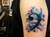Hyper color tattoo