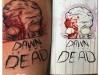 Dawn of the Dead Tattoo
