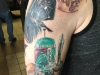 Star Wars fan tattoo