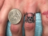 tiny skull knuckle