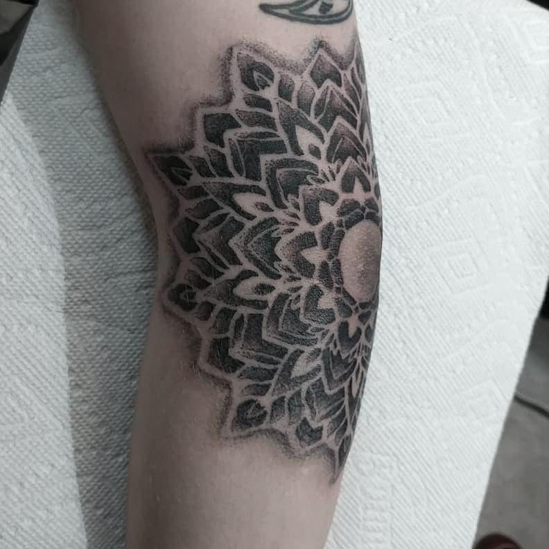 Tattoo Mandela 3-4