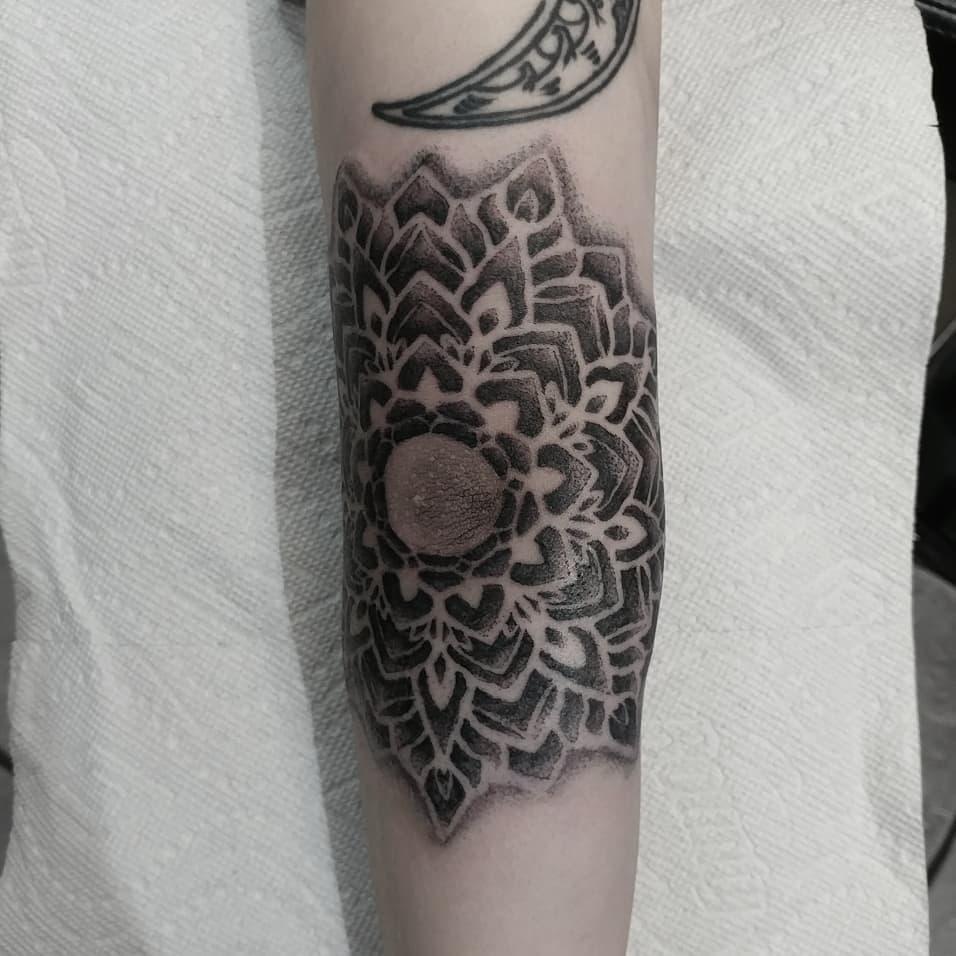 Tattoo Mandela
