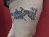 true colors wildlife tattoo