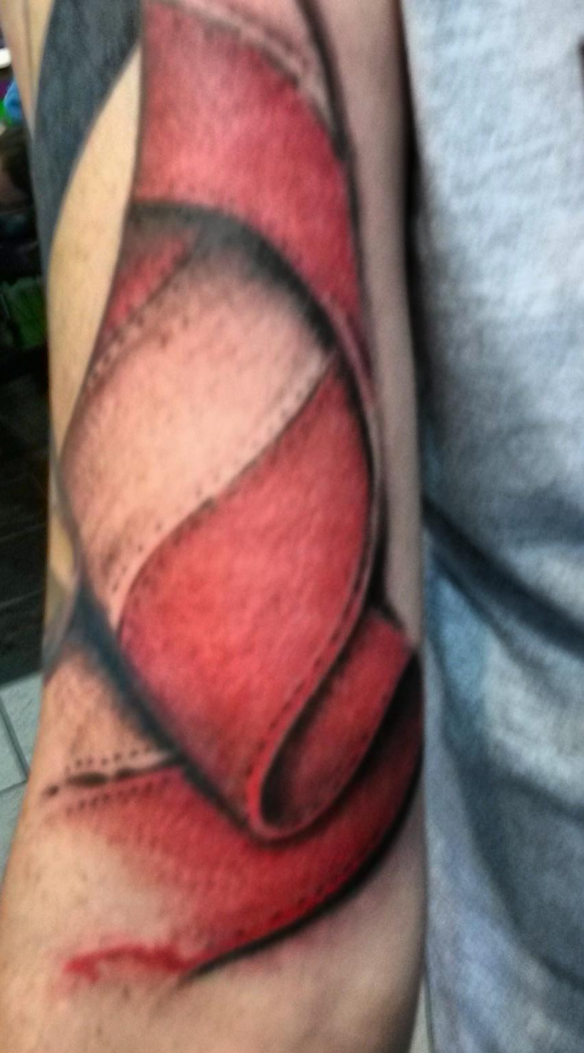 Flag Biceps