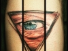 eye tattoo art
