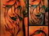 abstract heron