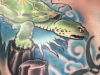 turtle shoulder piece