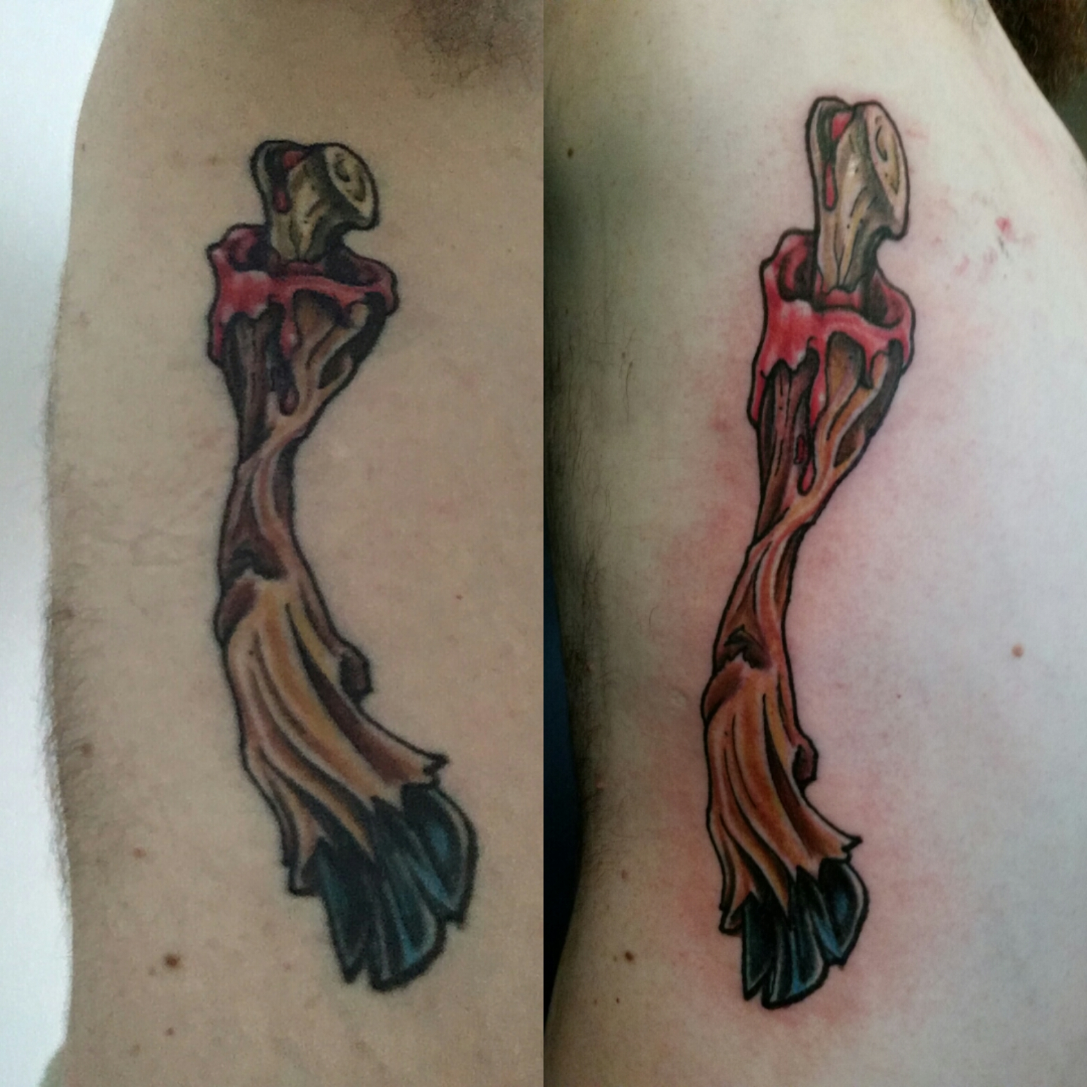 organic tattoo