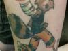 original cartoon tattoo