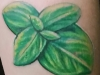 Full color tattoo