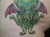 cartoon elephant tattoo
